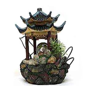 Фонтан «Пагода с шаром»