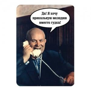 Магнит Хрущев