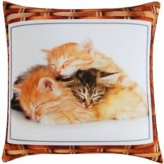 Подушка-антистресс Три котёнка