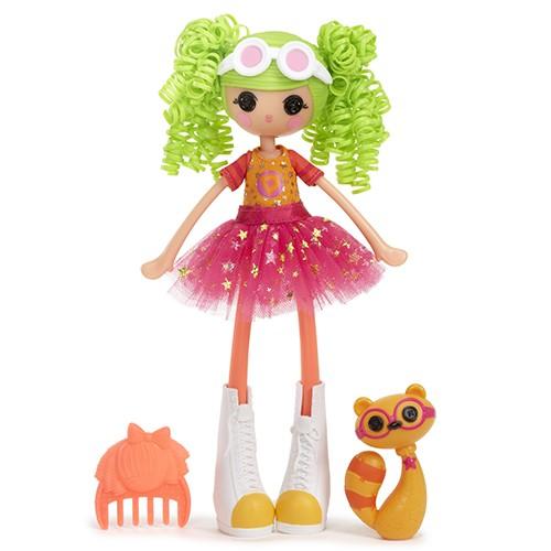Кукла с питомцем Lalaloopsy Girls Супергерой