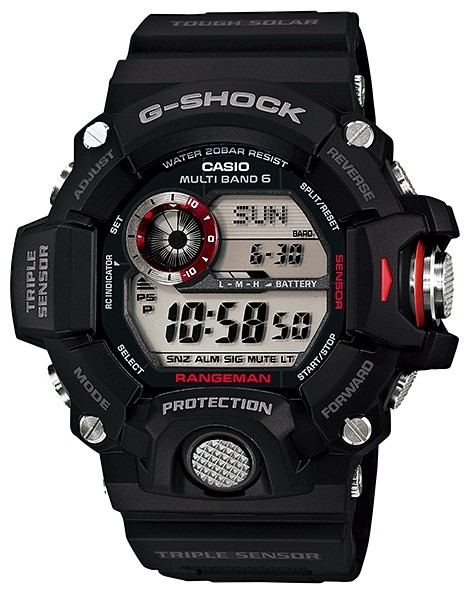 Часы Casio G-Shock GW-9400-1E Premium Collection