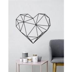 Наклейка на окно и стену Сердце