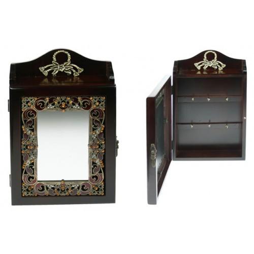 Ключница-зеркало