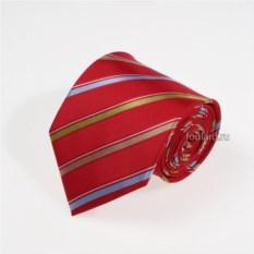 Красный мужской галстук Mario Valli