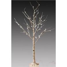 Светящееся деревце Березка 60 см