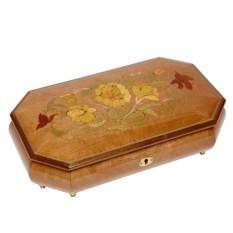 Музыкальная шкатулка для ювелирных украшений
