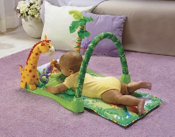 Детский коврик Африка