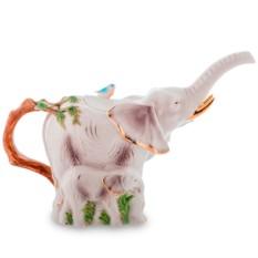 Заварочный чайник «Слоны»