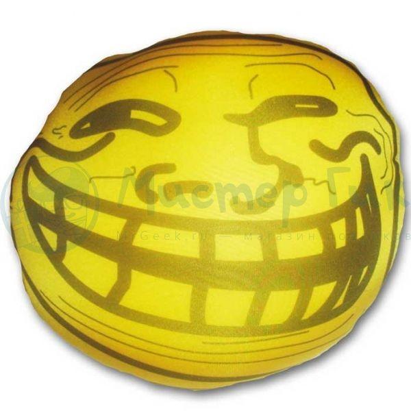 Подушка Trollface