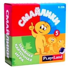 Карточная игра «Смайлики»
