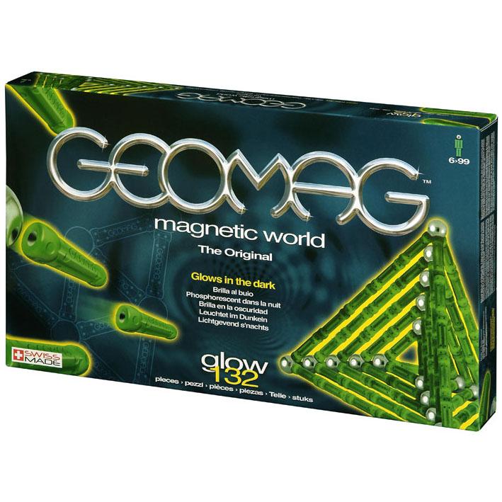 Магнитный конструктор Glow 132