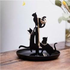 Подставка для колец Kikkerland Cat