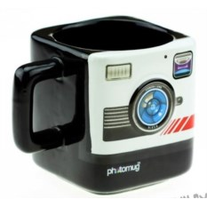 Кружка Фотоаппарат полароид. В фокусе