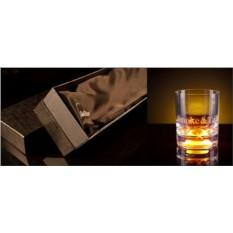 Набор из 5 бокалов для виски GlasShine c Вашей гравировкой