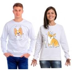 Парные толстовки Год собаки 2018