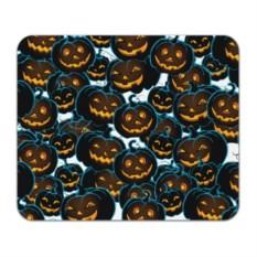 Прямоугольный коврик для мышки Happy Halloween