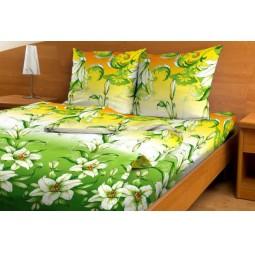 Комплект постельного белья с бамбуком «Лилии», 2-спальный