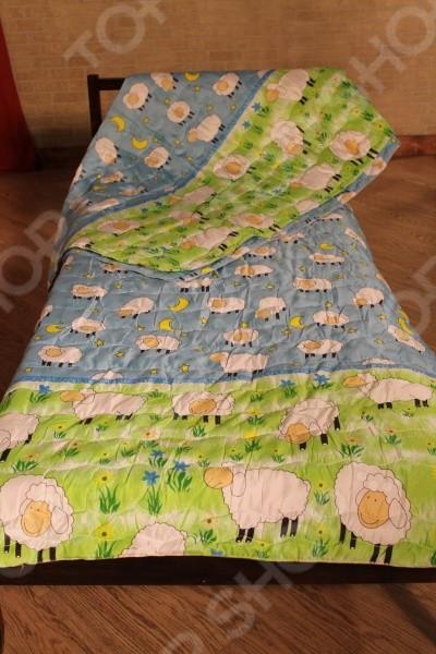 Одеяло Guten Morgen «Овечки» (2 шт.)