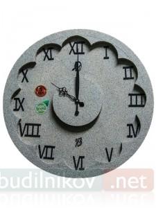 Настенные деревянные часы, 60 см, оригинальная форма