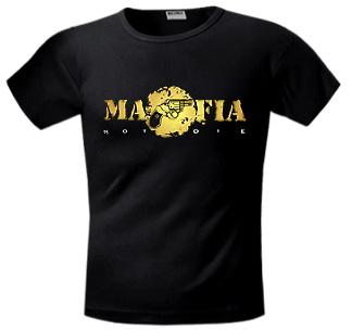 Футболка мужская MAFIA
