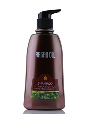 Шампунь с маслом арганы Morocco Argan Oil