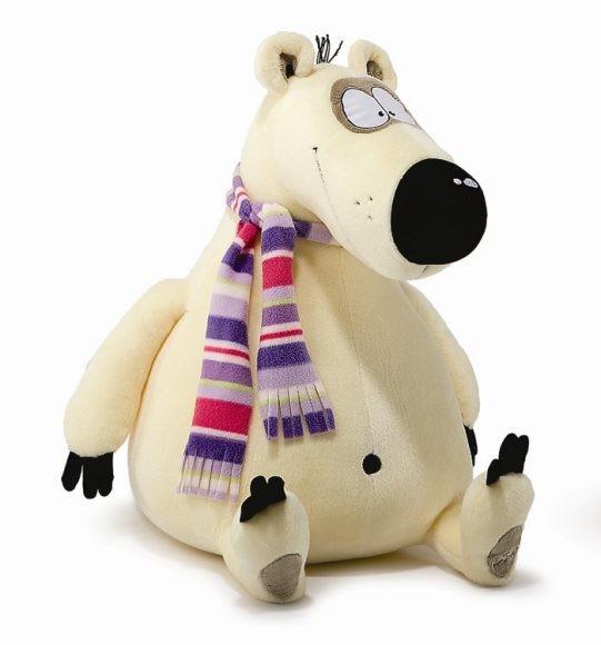 Мягкая игрушка Медведь Топа