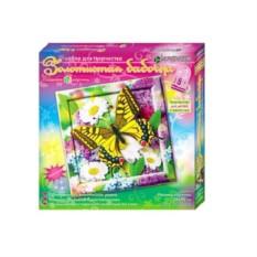 Набор для детского творчества Золотистая бабочка