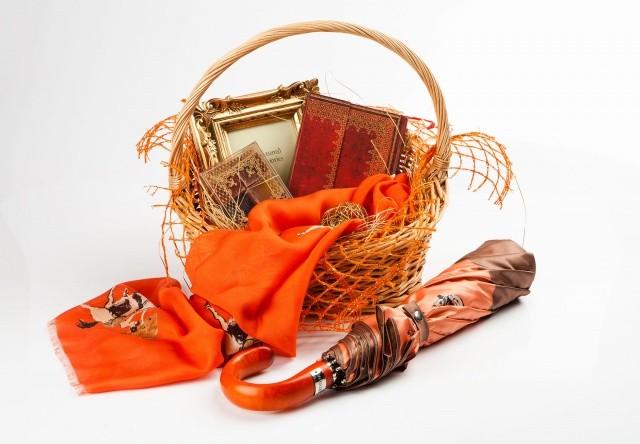 Подарочный набор Оранж