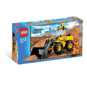 Конструктор Lego City «Погрузчик»
