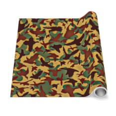 Бумага для упаковки Полевая униформа