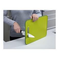 Большая разделочная доска с ножеточкой slice & sharpen™