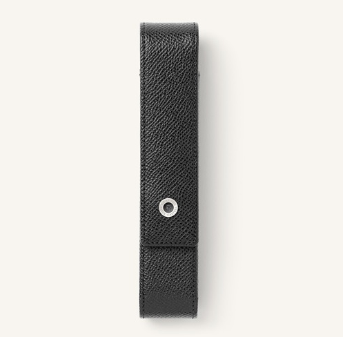 Черный футляр для одной ручки Graf von Faber-Castell