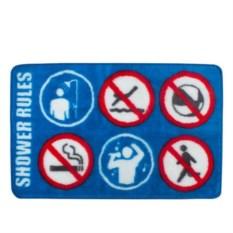 Коврик для ванной Shower Rule