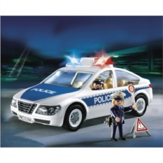 Конструктор Playmobil City Action Полицейская машина