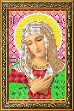 Набор для вышивания бисером Пресвятая Богородица Умиление