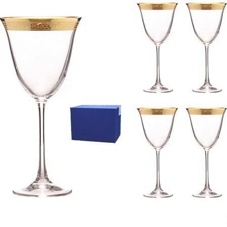 Набор фужеров для вина Махараджа