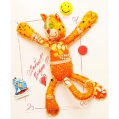 Набор для изготовления текстильной игрушки Мартовский кот