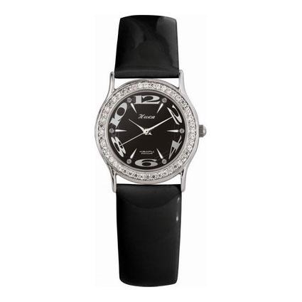 Женские серебряные часы НИКА «Ландыш серебристый»
