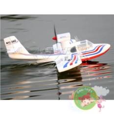 Радиоуправляемый самолет-лодка Coota
