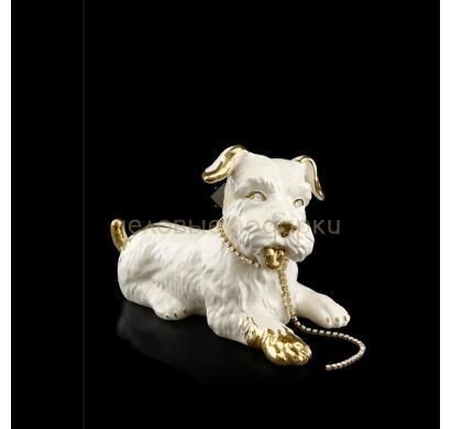 Скульптура Собака