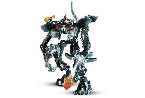 Конструктор «Барраки Мантакс» из серии «Биониклы»