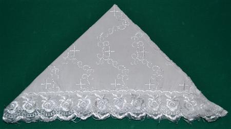 Косынка крестильная Анечка