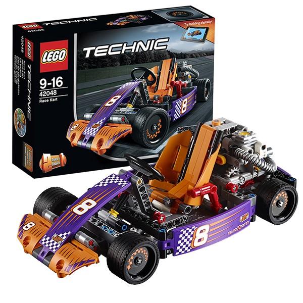Конструктор Lego Technic Гоночный карт