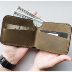 Бумажник Olive