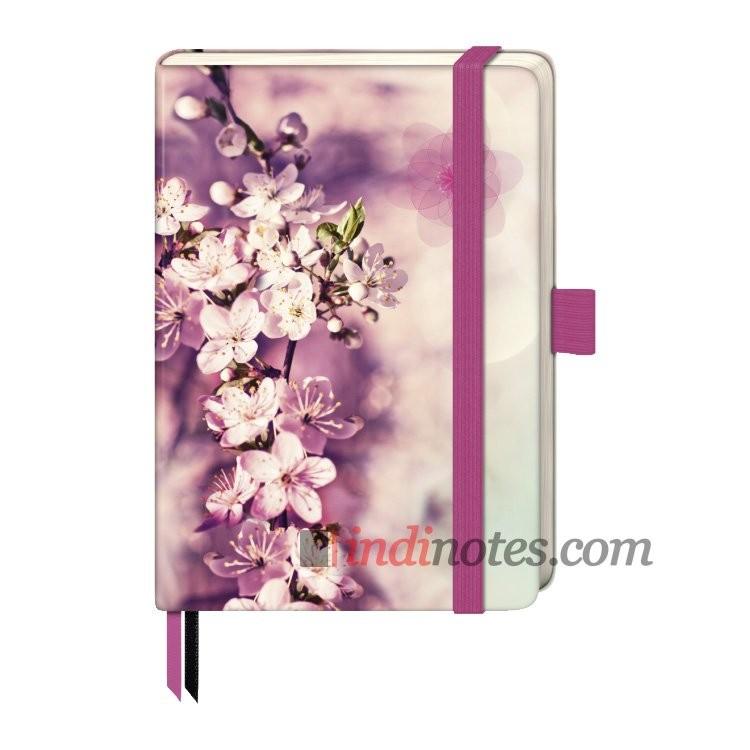 Записная книжка Brunnen Kompagnon Spring Violet A6