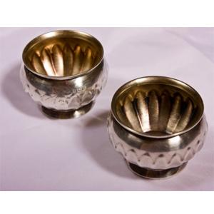 Серебряные солонки