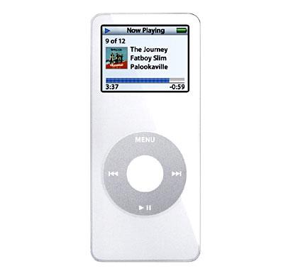 МР3-плеер iPod nano 1Гб (белый)