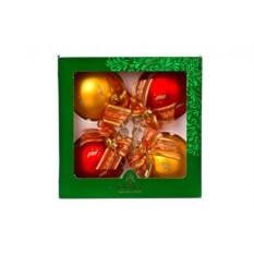 Набор новогодних шаров Чародейка