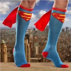 Носки Супермен