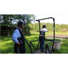 Стендовая стрельба в Подольске (50 выстрелов)